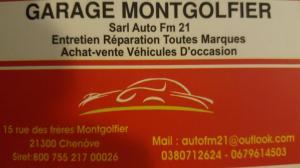 Garage Montgolfier